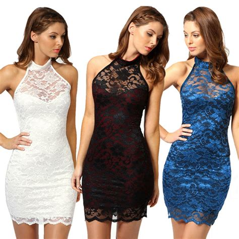 lace dress mesh skater voile dress new fashion