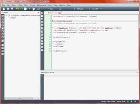 ns3 tutorial youtube comment installer beamer la r 233 ponse est sur admicile fr