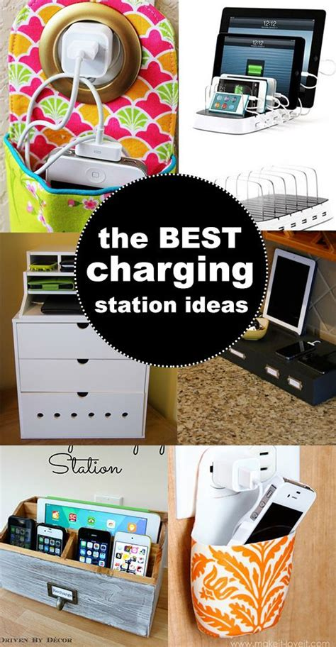 charging station ideas the best charging station ideas diy recipes and tips