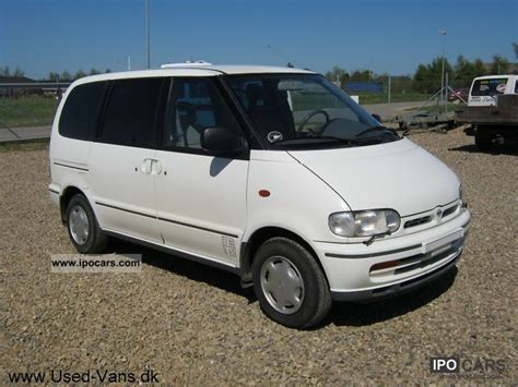 nissan serena 1997 modified 1997 nissan serena sgx 2 0 car photo and specs