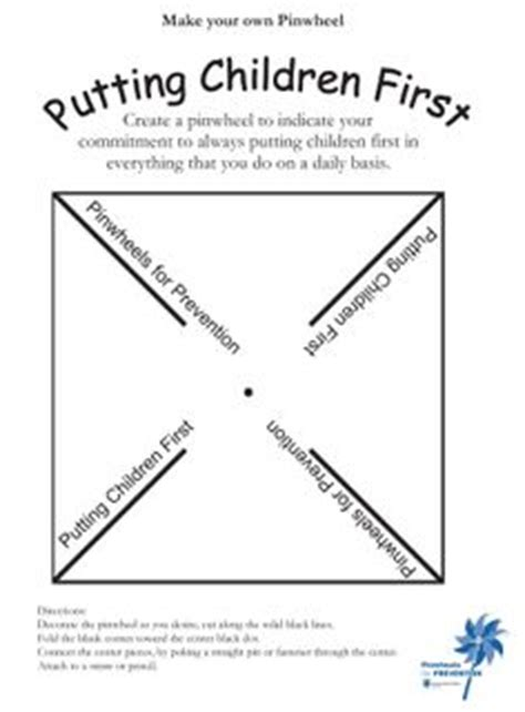 coloring pages for child abuse prevention pinwheels for prevention on coloring sheets