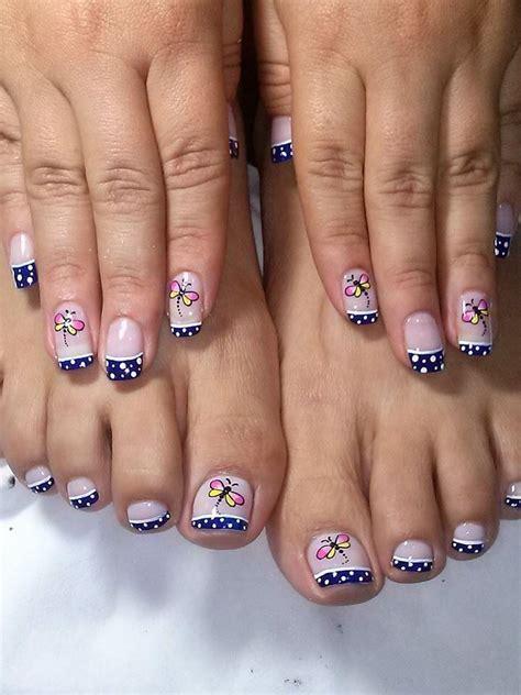 imagenes de uñas decoradas de las manos 2015 las 25 mejores ideas sobre u 241 as de los pies en pinterest