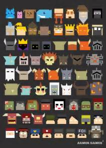Commission: Armor Games Squared by mattcantdraw on DeviantArt Games
