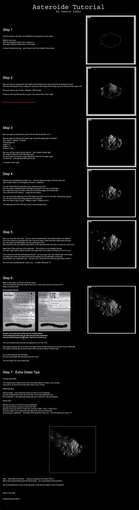 construct 2 asteroid tutorial photoshop打造美妙绝伦的宇宙星空图形 photoshop教程 网页教学网