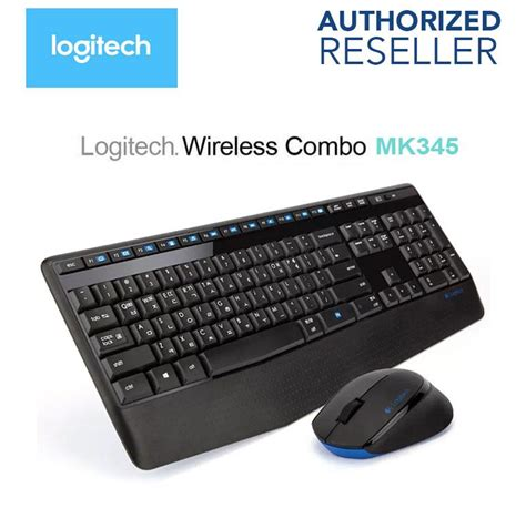 Logitech Mk345 Wireless Combo Keyboard Mouse logitech mk345 wireless combo keyboa end 2 18 2018 1 15 pm