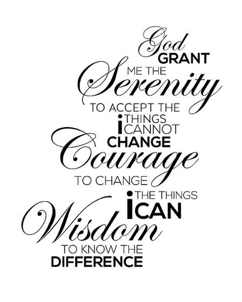 printable version serenity prayer 17 ideas about serenity prayer on pinterest prayer of