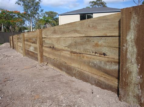 treated hardwood sleeper retaining wall nerang quotes