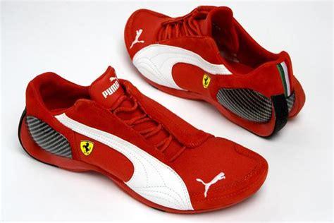 Ferrari Schuhe by Puma Ferrari Shoes