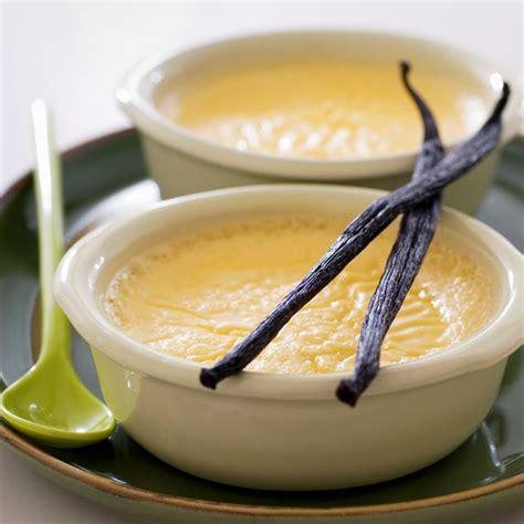 recette cr 232 me l 233 g 232 re 224 la vanille
