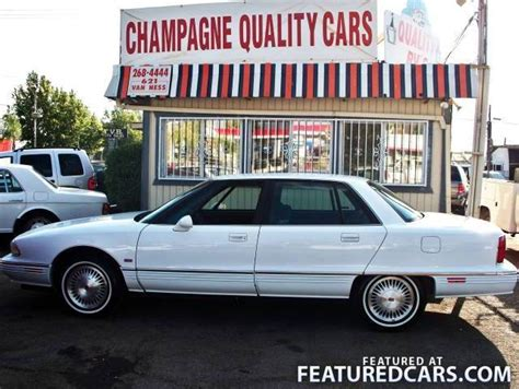 how it works cars 1995 oldsmobile 98 transmission control 1995 oldsmobile ninety eight fresno ca used cars for sale featuredcars com
