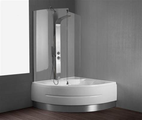 vasca da bagno piccola con doccia oltre 25 fantastiche idee su bagno rilassante su