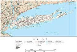 Long Island Zip Code Map by Long Island New York Zip Code Map