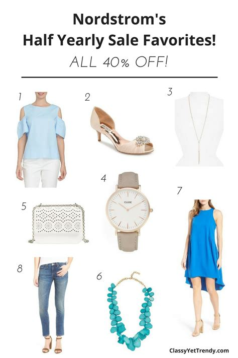 Nordstroms Half Yearly Sale by Nordstrom S Half Yearly Sale Favorites 40