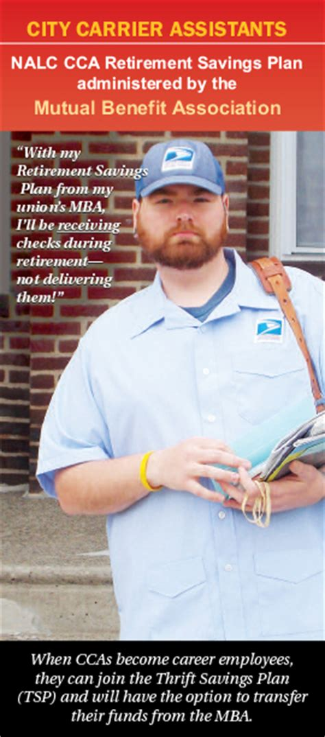 Cca Mba Retirement nalc cca retirement savings plan national association of