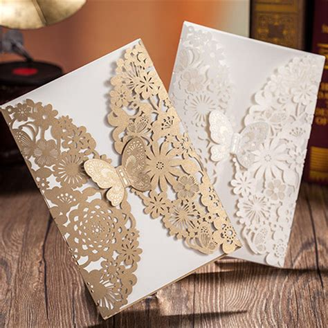 wedding invitation cards low price low price but quality butterfly shaped wedding invitation
