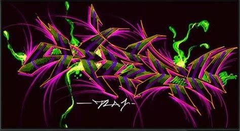collections graffiti style tribal graffiti alphabet light