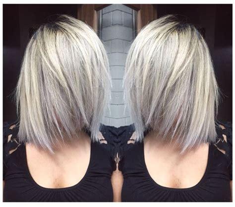 platinum silver blonde balayage balayage silver platinum blonde the art of hair