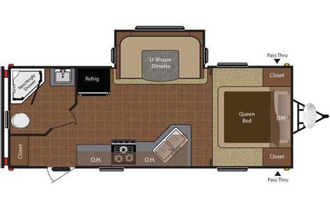 hideout rv floor plans 2014 keystone hideout 23rbwe travel trailer colerain rv