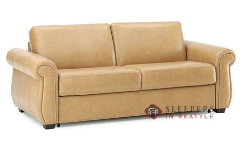 Customize And Personalize Holiday Full Leather Sofa By Palliser Sleeper Sofa