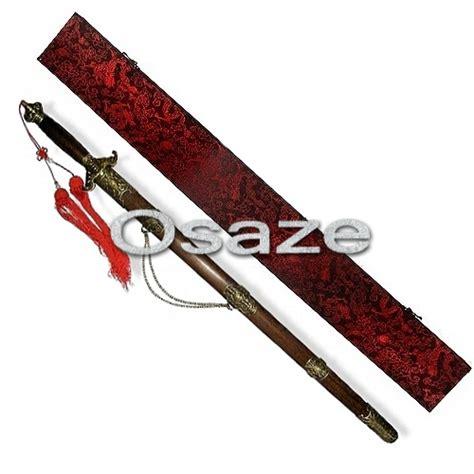 Golok Taichi Wushu Combat pedang lentur untuk taichi dan wushu osaze shop