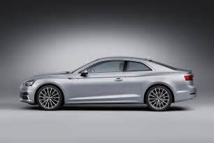 brand new 2017 audi a5 coupe out