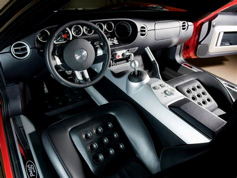 ford supercar interior 2017 ford gt interior image 137