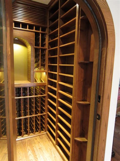 Decorating Small Bathrooms another view of this stunning wine closet traditional