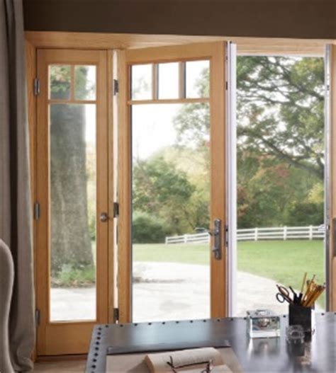 Patio Door Swing Direction Hinged Patio Doors