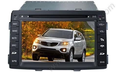 2011 Kia Sorento Navigation System In Dash Dvd Player Gps Navigation For Kia Sorento 2010