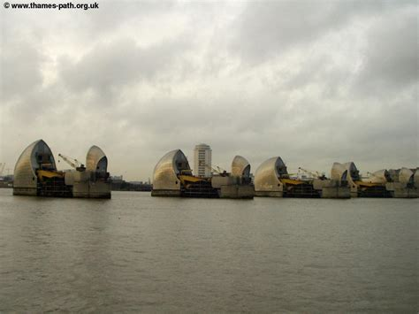 thames barrier act 1972 the thames path the thames barrier to greenwich