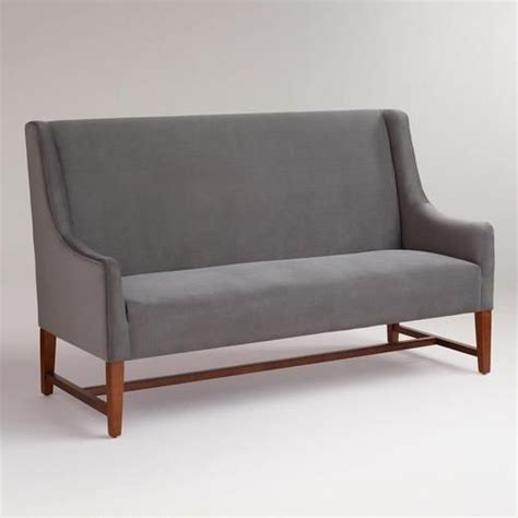 Pacific Madeline Banquette by Concrete Hayden Dining Banquette Furniture