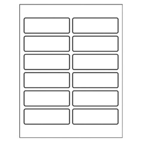 Templates Print To The Edge Label 12 Per Sheet Avery Adobe Illustrator Sticker Template