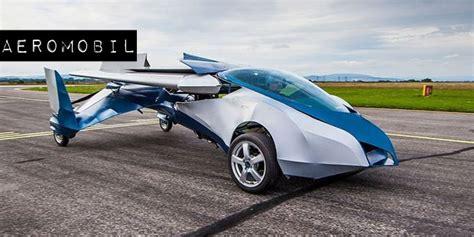 la volante aeromobil la voiture volante c est pour 2017 fpv