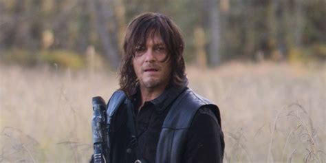what happened to daryl the walking dead character responsible for what happened
