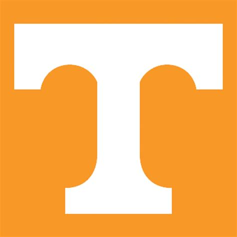 university of tennessee vols power t american by gdaykreations gameday central dish orange white game university of