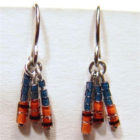 diode jewelry diode earrings w grey blue stewart jewelry designs