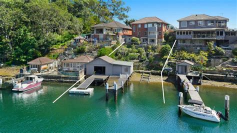 Jetty Point Waterfront Apartment Cammeray Waterfront Development Ready Domain