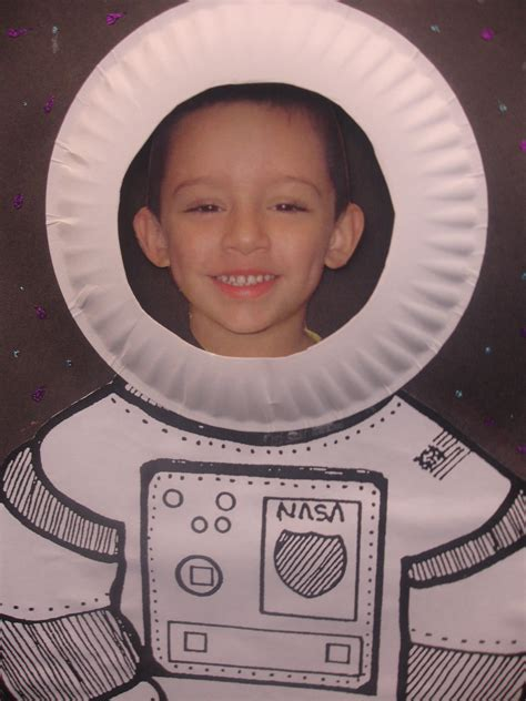 astronaut craft for planets crafts for preschoolers pics about space