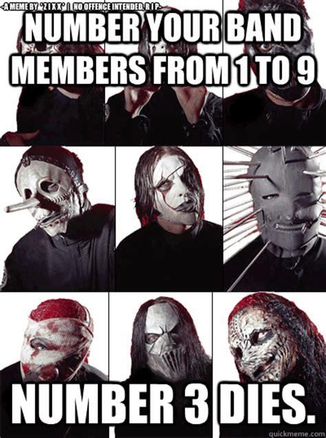Slipknot Memes - slipknot meme