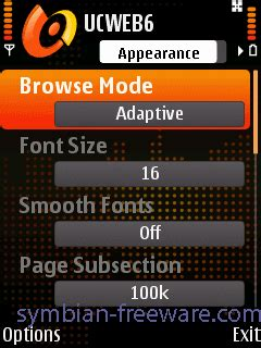 best symbian browser ucweb free for symbian s60 3rd and 5th edition