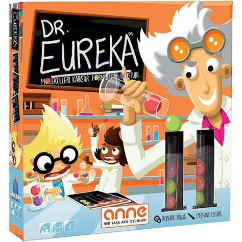 dr eureka akil oyunu blue orange tuerkce kidolina
