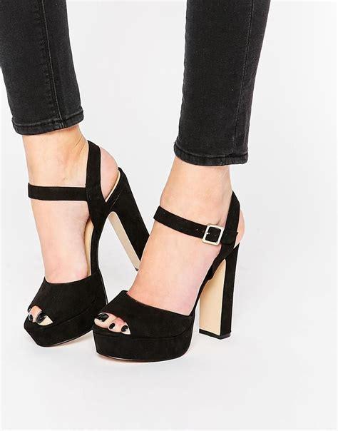 imagenes sandalias negras aldo sandalias de plataforma negras variana de aldo en