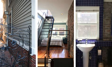 the skinny house inside boston s famously skinny surprisingly spacious