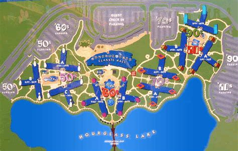 pop century resort map pop century which building to request the dis disney discussion forums disboards
