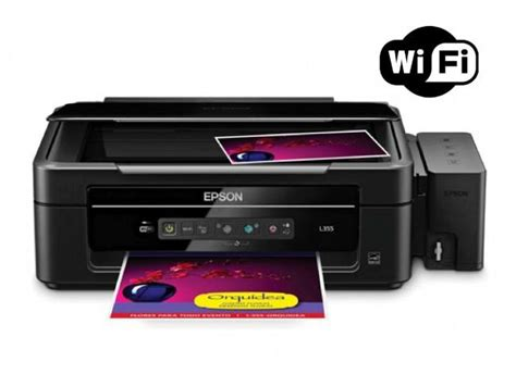 membuat id card dengan printer epson jual printer epson l355 all in one dengan wireless