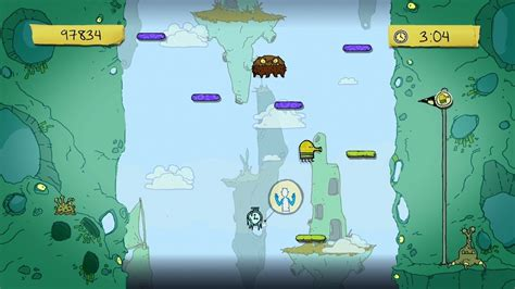 how to do doodle jump achievements more doodle jump for kinect screens released