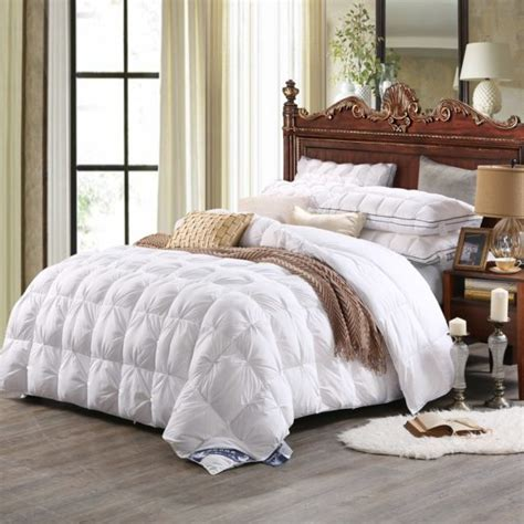 down comforter care high quality polyester white duck down comforter model 1