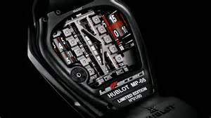 watches and formula 1 episode 2 and hublot