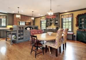 country kitchen theme ideas home design ideas shabby chic country kitchen d 233 cor with