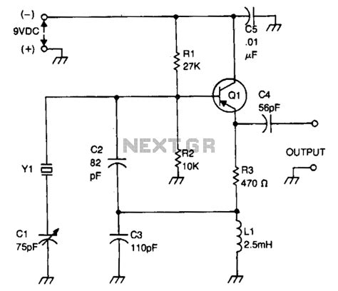 bipolar transistor oscillator circuit colpitts oscillator circuit oscillator circuits next gr